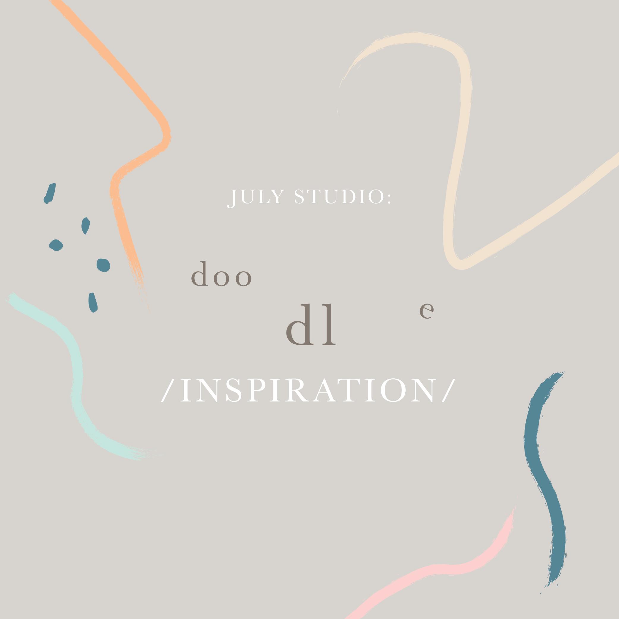 July Studio: Doodle