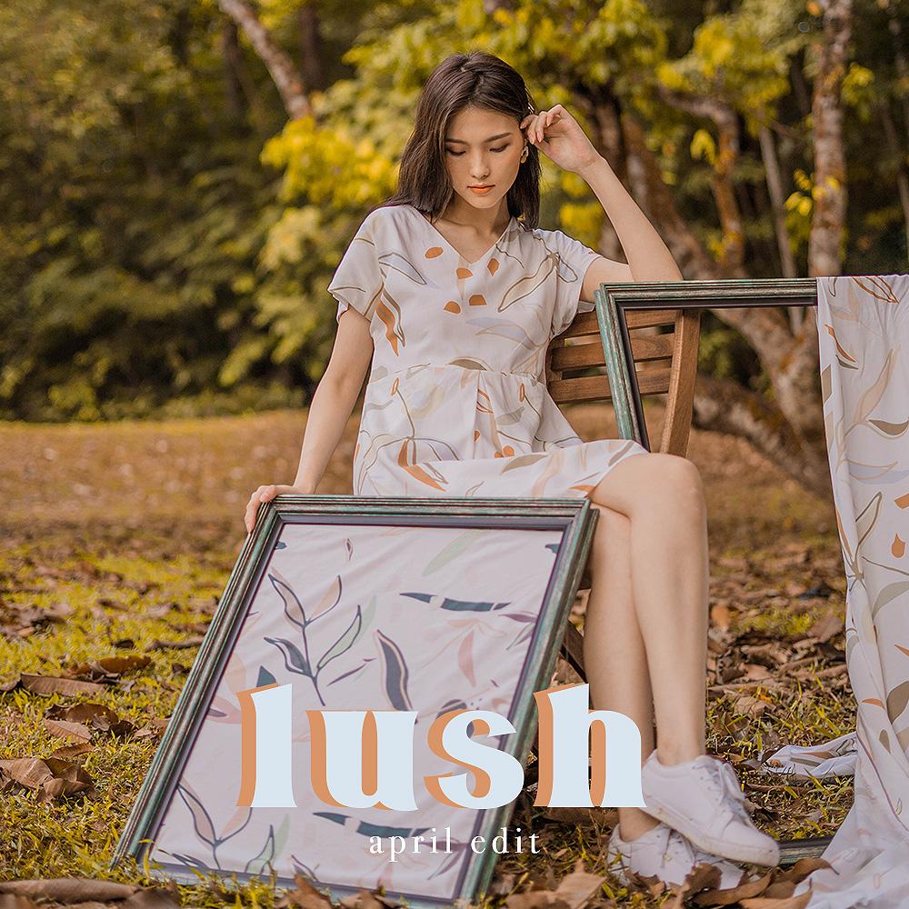 lush discover