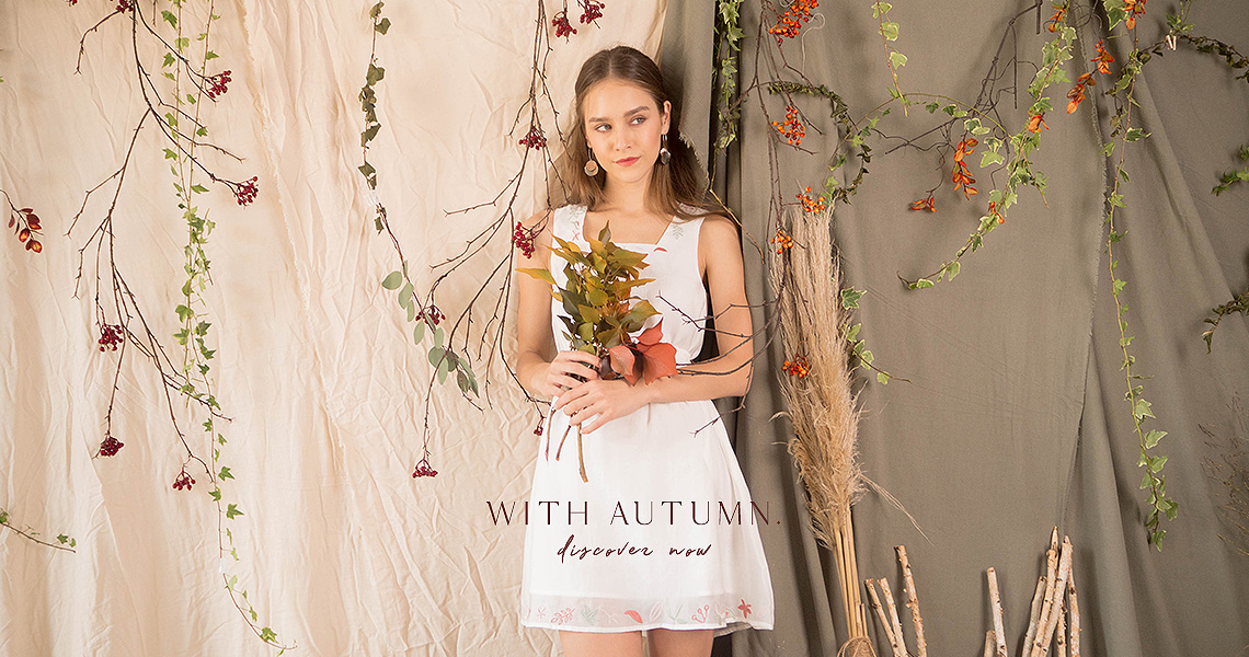 With Autumn Discover now