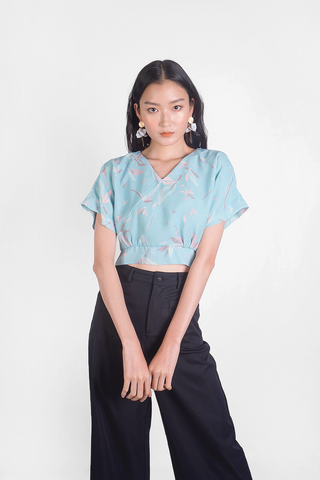 Windflower Kimono Top (Tiffany)
