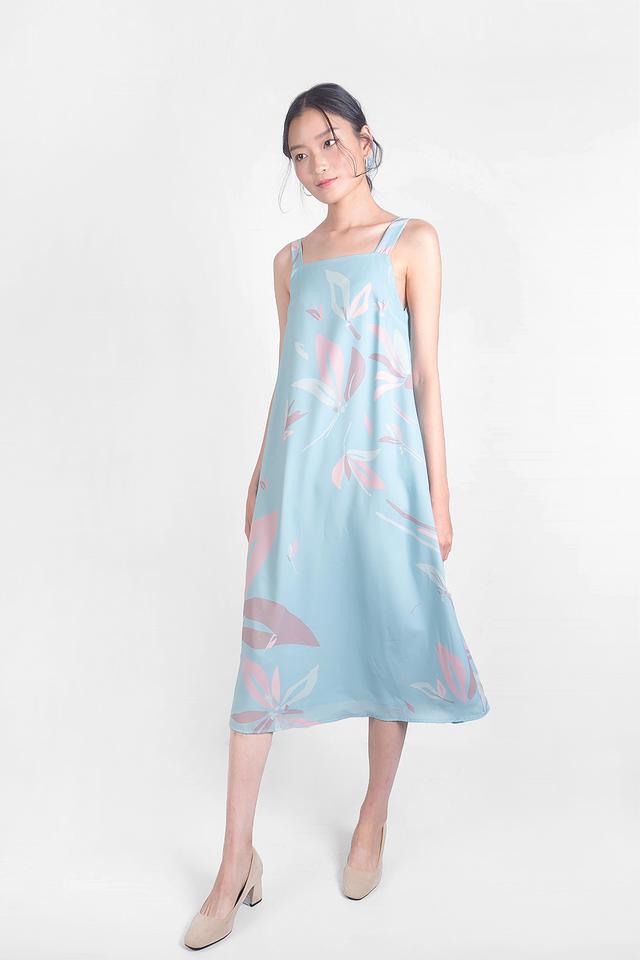 Windflower Tent Dress (Tiffany)
