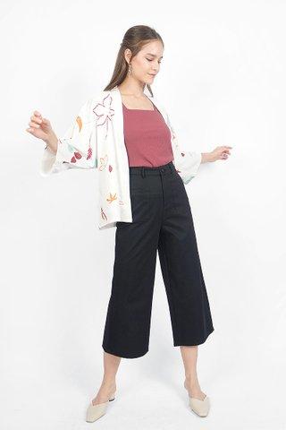 Autumn Kimono (White)