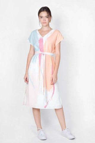 Inspire Slip Dress (Zest)