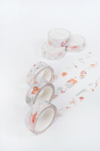 Washi Tape (Set of 3)