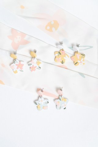 Daffodils Earrings (Flower)